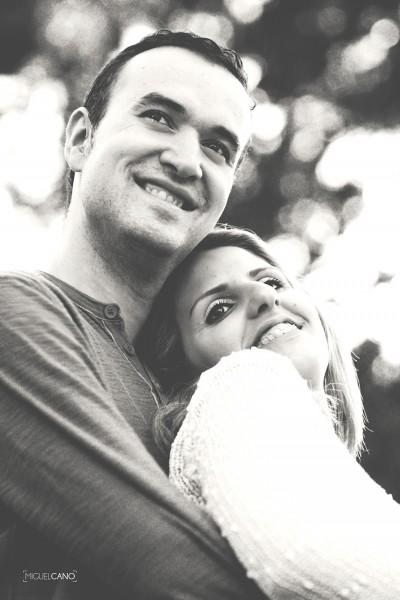 Irena y David - Miguel Cano